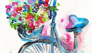 Easy Watercolor Painting Ideas 66