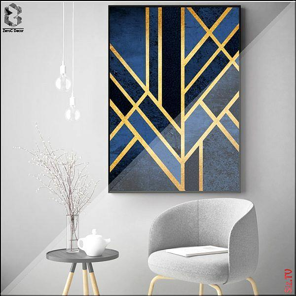 Geometric Canvas 1