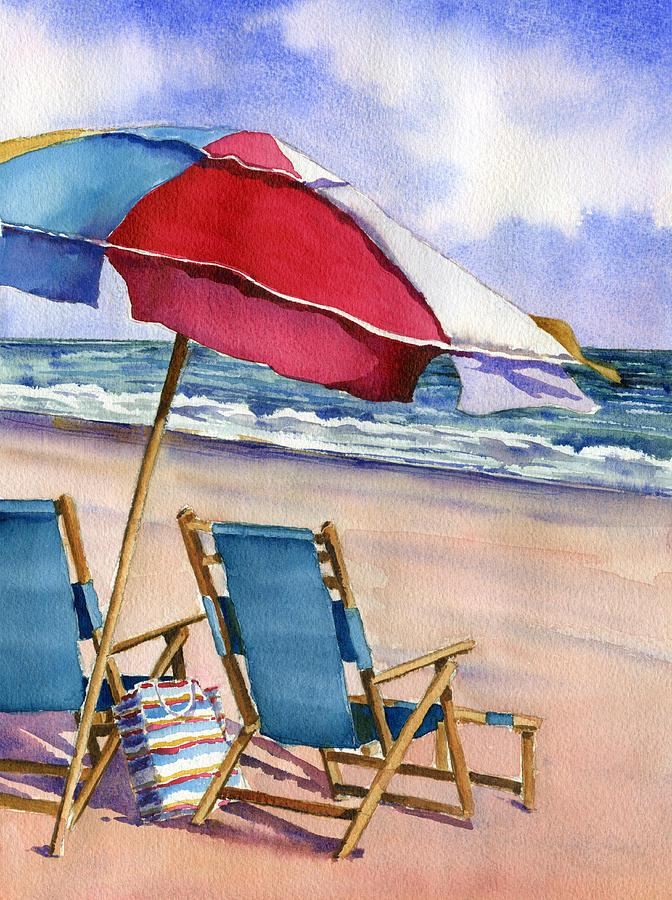 easy beach painting idea 18 1