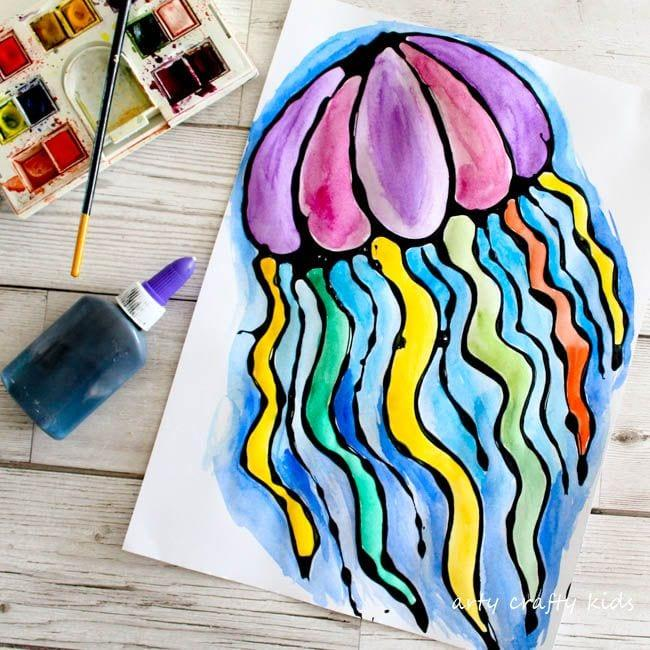 40 Creative Painting Ideas For Kids To Try Harunmudak